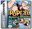 Popeye: Rush for Spinach per Game Boy Advance