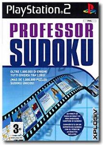Professor Sudoku (Carol Vorderman\'s Sudoku) per PlayStation 2