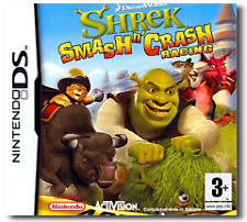 Shrek Smash n' Crash per Nintendo DS