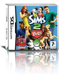 The Sims 2: Pets per Nintendo DS