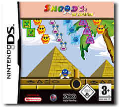 Snood 2: On Vacation per Nintendo DS