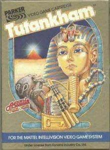 Tutankham per Intellivision
