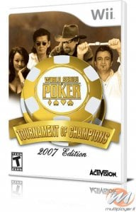 World Series of Poker: Tournament of Champions per Nintendo Wii