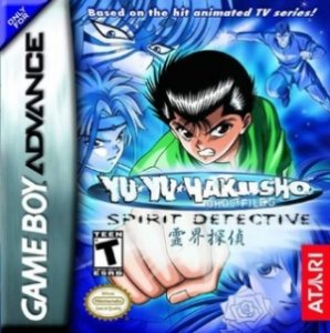 Yu Yu Spirit Detective per Game Boy Advance