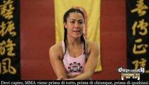Supremacy MMA - Videointervista a Michele Gutierrez