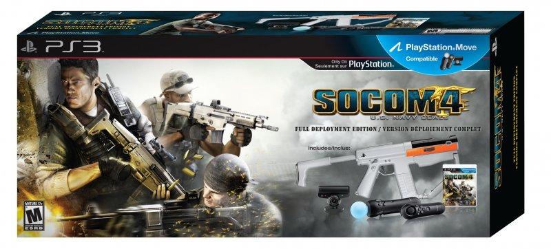 Un bundle esteso per SOCOM 4