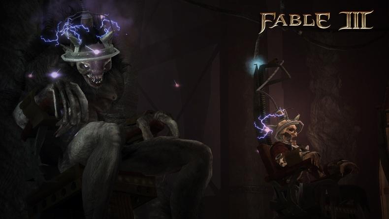 Fable III: Traitor's Keep su Xbox Live