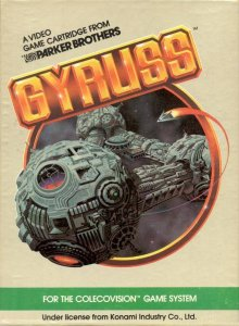 Gyruss per ColecoVision