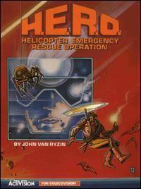 H.E.R.O. per ColecoVision