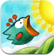 Tiny Wings per iPhone