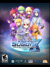 Acceleration of Suguri X Edition per PlayStation 3