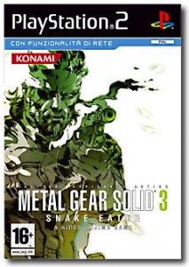 Metal Gear Solid 3: Snake Eater per PlayStation 2