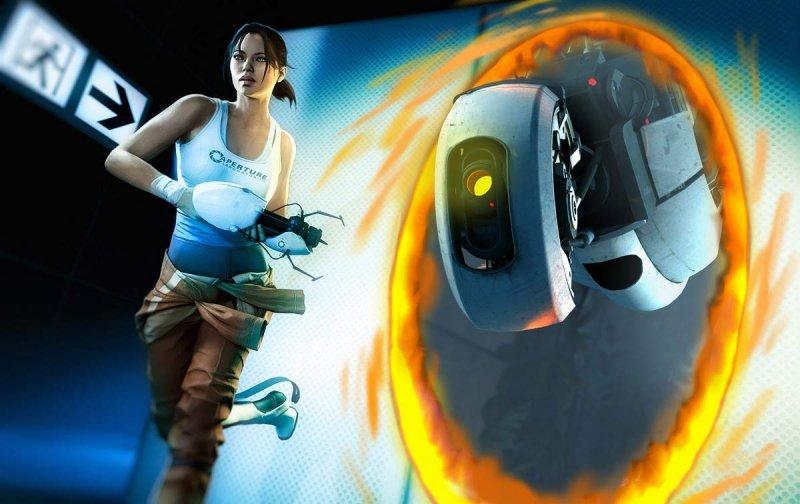 Le versioni di Portal 2 sono identiche