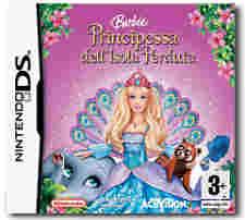 Barbie: Principessa dell'Isola Perduta per Nintendo DS
