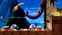 Ms. Splosion Man - Video del gameplay