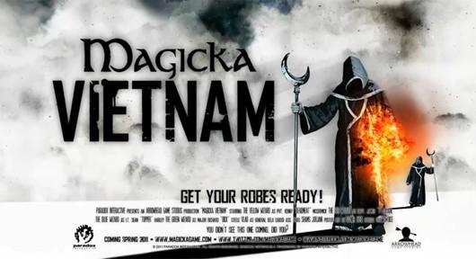 Magicka Vietnam uscirà tra circa un mese