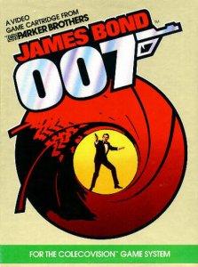 James Bond 007 per ColecoVision