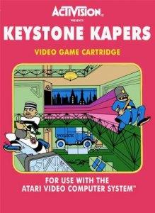 Keystone Kapers per ColecoVision
