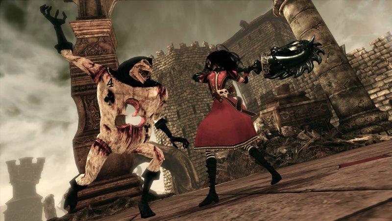 Date ufficiali per Shadows of the Damned e Alice: Madness Returns