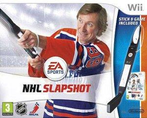 NHL Slapshot per Nintendo Wii