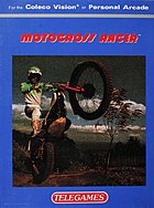 Motocross Racer per ColecoVision