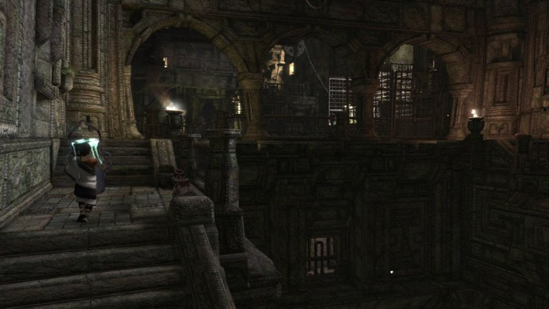Voci dal Sottobosco - The Last Guardian