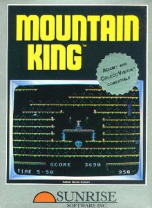 Mountain King per ColecoVision