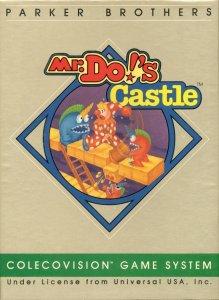 Mr. Do!'s Castle per ColecoVision