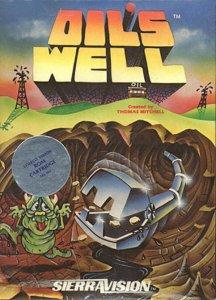 Oil's Well per ColecoVision