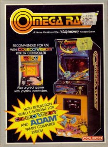 Omega Race per ColecoVision