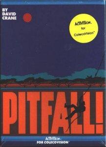 Pitfall! per ColecoVision