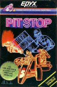 Pitstop per ColecoVision
