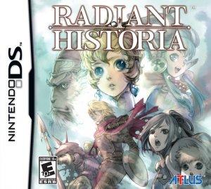 Radiant Historia per Nintendo DS