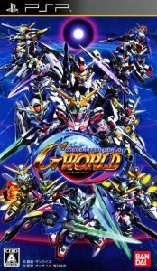 SD Gundam G Generation World  per PlayStation Portable