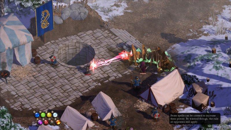 Magicka in offerta su Steam