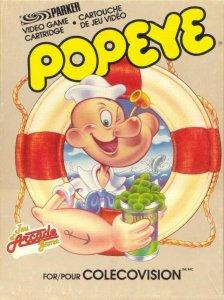 Popeye per ColecoVision