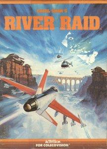 River Raid per ColecoVision