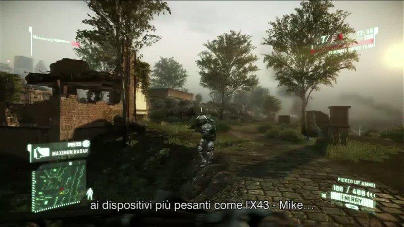 EA ritira la demo di Crysis 2 per 24 ore