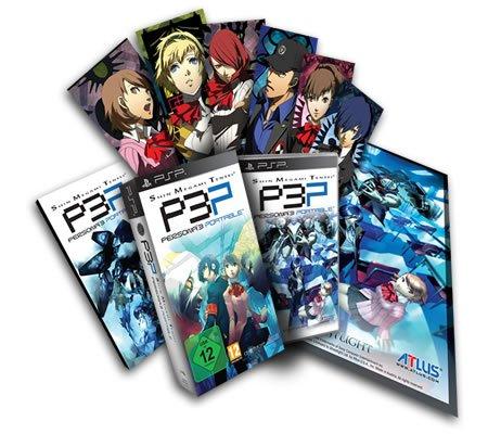 Edizione speciale per Persona 3 in Europa