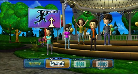 Disney channel all star party wii multiplayer le immagini publicscrutiny Image collections