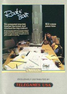 Rock n' Bolt per ColecoVision