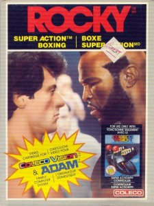 Rocky Super Action Boxing per ColecoVision