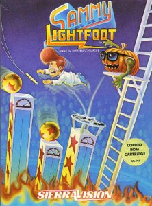 Sammy Lightfoot per ColecoVision