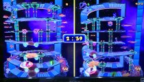 Burgertime HD - Gameplay Stacking