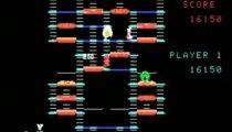 BurgerTime - Gameplay