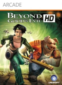 Beyond Good & Evil HD per Xbox 360
