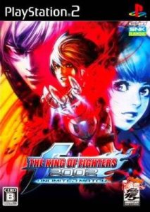 The King of Fighters 2002 Unlimited Match per PlayStation 2