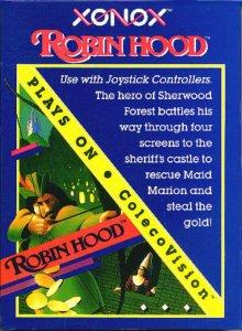 Robin Hood per ColecoVision