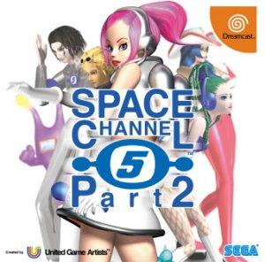Space Channel 5 Part 2 per Dreamcast