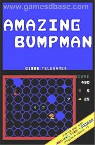 Amazing Bumpman per ColecoVision